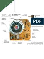 TECHNIC SL1200 PCB