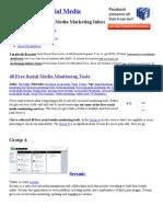 48 Free Social Media Monitoring Tools _ DreamGrow Social Media