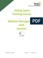Joomla Training Document