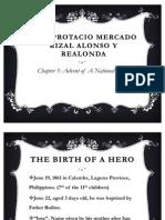 José Protacio Mercado Rizal Alonso y Realonda