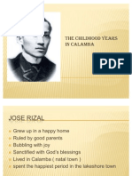 Jose Rizal Chapter 2