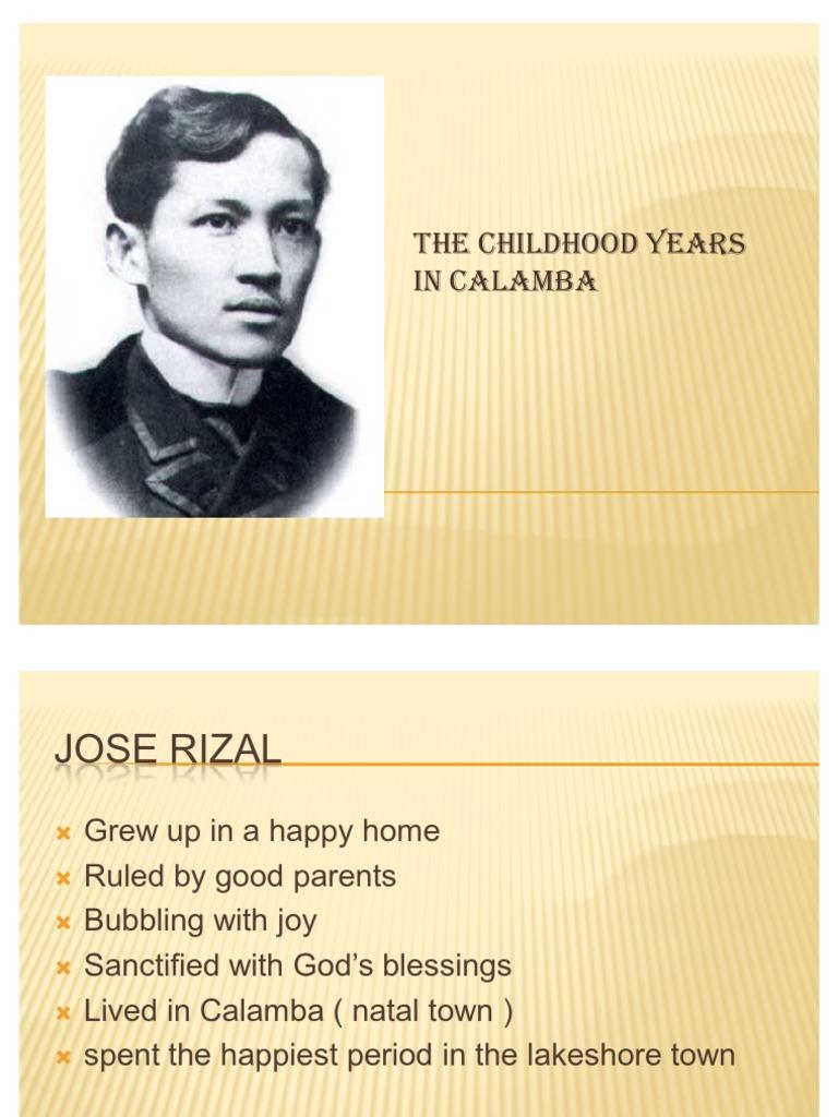 Jose Rizal Chapter 9