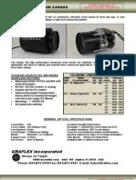 Graflex 12X Zoom Lens Brochure