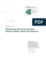Pew Wealth Gap Update