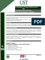Diplomado Abordajes EnTerapia Sistemica Breve_2011