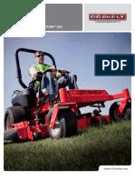 Gravely Pro-Turn 200 Brochure