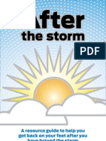After The Storm Recovery Checklist - Hurricane Ike