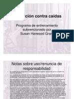PROTECCION CONTRA CAIDAS. PARTE 1