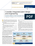 Hydrocarbon Processing 12-2007 Integrated Plant Design