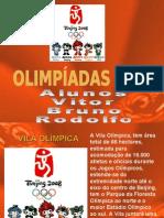 Apresentacao Mackenzie-olimpiadas 2008