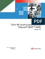 Qdx User Guide Es