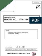 LTN133AT09-R04