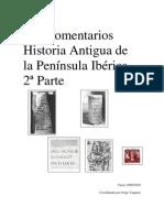 Comentarios de Textos Historicos SEGUNDO CUATRIM