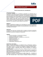 GOL a Gestiondetecnologiasdelainformacion