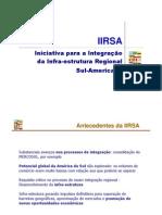 Apresentacao IIRSA 18.08