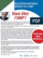 Préface de Jean-François Copé sur la grande consultation UMP