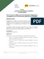 Programa Diplomado La Comunicacion y Sus Diversos Ambitos en La Era Global