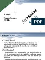 Free Radius Mysql