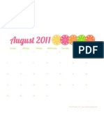 August2011Calendar.TheTwinery