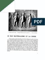 1930+le+bas+matérialisme+et+la+gnose