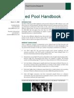 MBS - Lehman - Specified Pool Handbook
