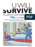 You Will Survive - The guide for newly qualified doctors