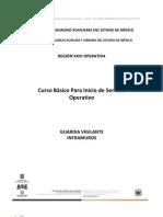 Curso de Basico de Servicio Op.