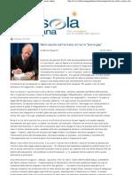 """Marco Respinti, «Nelle scuole californiane arriva la """"storia gay""""», in «La Bussola Quotidiana», Milano 18-07-2011"""