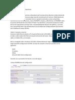 Configuracion Del Spa9000