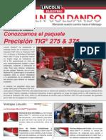 Precision Tig 275&375