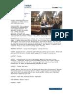 Ask Warren Buffett - Complete CNBC Transcript - March 9, 2009