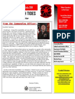 MALS-11, FAMILY READINESS NEWSLETTER, JULY 2011, THE DEVILFISH TIDES