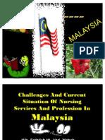 Nurses in Malaysia