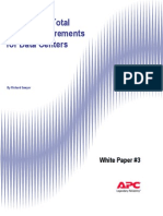 WP-3 Calculating Total Power Requirements for Data Centers