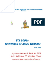 Tecnologa de Aulas Virtuales