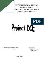 PROIECT DCE1