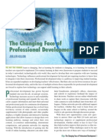 Changing Face of Professional Development