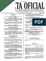 Reforma Ley de Contrataciones Publicas Septiembre 2010