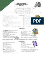 School Supply List 2011-12