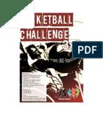 Basketball Challenge Regulamento