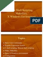 Basic of Unix Shell Scripting