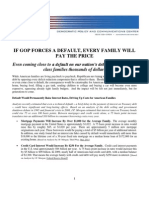 DPCC - Impact of Default on Middle Class Families