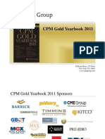 CPM Gold Yearbook 2011