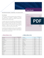 Stock Guide 13.01.11