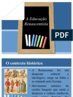 A Educao Renascentista 1303177706 Phpapp01