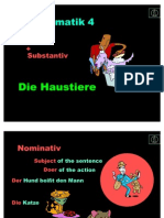GCSE German Revise Cases
