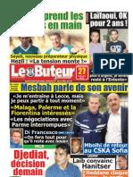 LE BUTEUR PDF du 27/07/2011