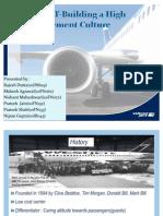 WestJet Presentation