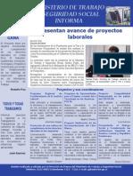 Boletín Informativo Nº 29
