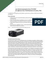 Spanish Cisco Pvc2300 Business Internet Video Camera